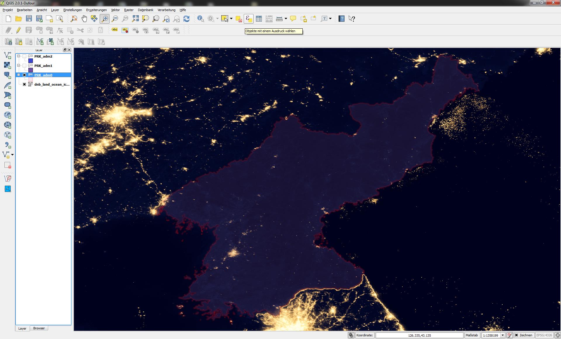 Die Erde Bei Nacht Teil 2 Geoobserver